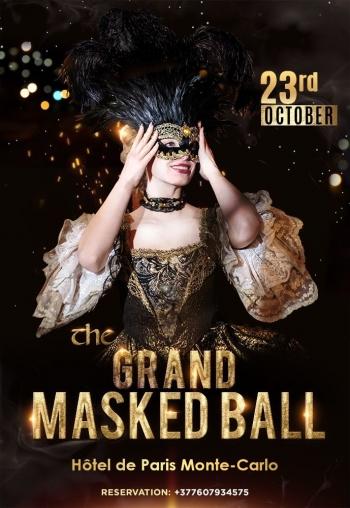 Casanova Débarque au Grand Bal Masqué de Monaco