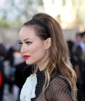 Hairstyles trends - Olivia Wilde big hair in trend
