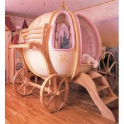 Fantasy coach for your little princess