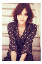 Fashion collection Alexa Chung for Madewell