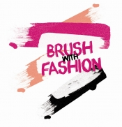 Beauty tips and trends - Body Shop brush at London Fashion Week