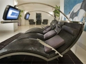 Hi Tech Cavalli chaise lounge