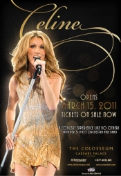 Celine Dion returns to Vegas