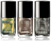 Celebrity style guide - Chanel limited nail edition Fall 2011