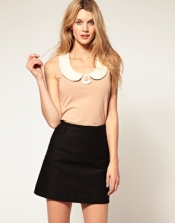 Designer fashion trends - Peter Pan collar trend