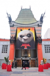 Kung Fu Panda 2 Los Angeles Premiere