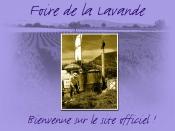 Lavender Corso at Digne les Bains