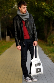 Urban look for men