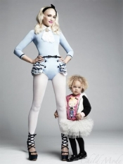 Celebrity style guide - Gwen Stefani's Harajuku Mini Collection for Target