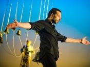Andres Marin, El cielo de tu Boca dance Festival
