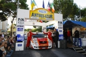 46 rally competition at Antibes