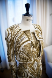 Online fashion magazine - Balmain, the story of a success