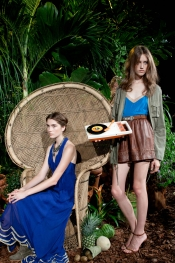 Spring / Summer 2012 beauty trends