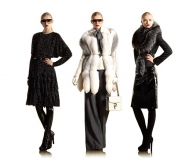 Designer fashion trends - Hard Deco inspiration for Gucci SS 2012 Collection