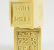 History of Marseille soap