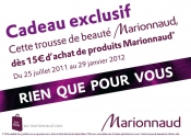 Win a beauty bag from Marionnaud