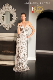 Designer fashion trends - Adrianna Papell Red Carpet Dress Collection