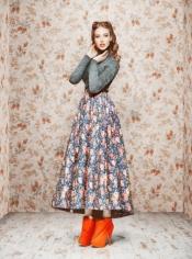 On aime Ulyana Sergeenko lookbook d'autumne
