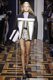 Boxy Lady, the new trend for Spring 2012