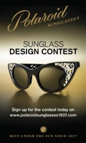 Vote to select the new Polaroid sunglasses 2013