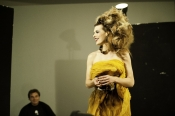 Milla Jovovich pour Campari Calendar, Coulisses