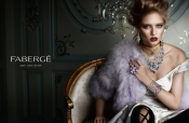 Faberge campaign photographed by Mario Testino