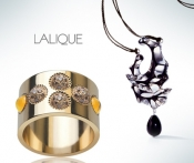 Lalique Jewels line 2012