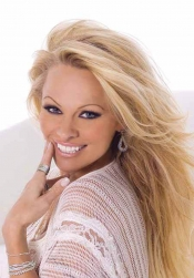 Pamela Anderson hosts Frank Sinatra Birthday Extravaganza