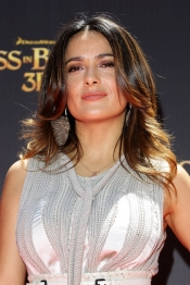 Selma Hayek at Puss in Boots Premiere, Sydney