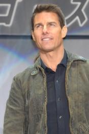 Tom Cruise en Japon pour la Premiere de Mission Impossible Ghost Protocol