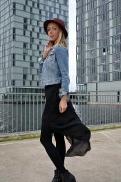 Hat over heels
