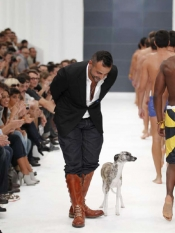 Mens fashion - Nuno Gama, a colelction inspired by fishermen from Nazaré