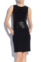 Win Hestia Leather dress