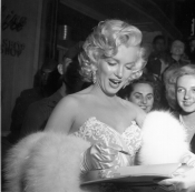 """Marilyn"" opens at the Getty Images Gallery"