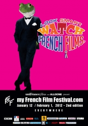 Dailymotion partners with My French Film Festival