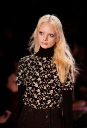 Look Jill Stuart New York Fashion Week F/W 2012