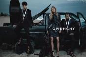 Gisele Bündchen for SS2012 Givenchy Campaign