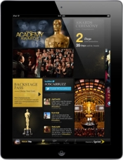 Oscars® App is Now Live on the App Store for iPad, iPhone and iPod Touch