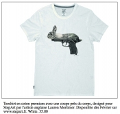 Must have trends, the T-shirts drawed by the artists