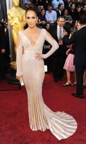 2012 Oscars Red Carpet dresses