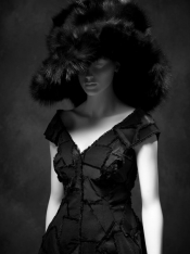 Fashion and Art - The Little Black Dress exposition by André Leon Talley