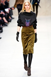 Must have trends - Fall 2012 trend: velvet