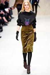 Must have trends - Fall 2012 trend: velvet