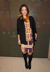 Fashion collections - Celebrities at the launching of Marni for H&M