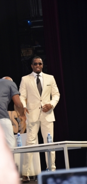 Celebrity creativity - P Diddy's creative vision