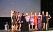 Christophe Guillarmé runway at Cannes Shopping Festival