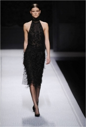 Alberta Ferretti look at Fashion Week AW Milan 2012