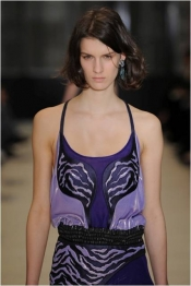 Sacai, YSL, Balenciaga, Nina Ricci Paris Fashion Week Fall/Winter 2012