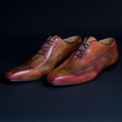 Men shoe trend, dandy style