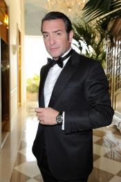 Oscar-winning actor Jean Dujardin chooses Jaeger-LeCoultre